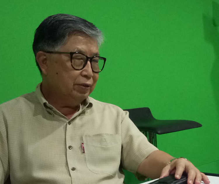 ငြိမ်းချမ်းရေးလုပ်ငန်းစဉ် ဦးဆောင်အဖွဲ့ (PPST) အကြံပေး ဦးခွန်စိုင်းနှင့် အင်တာဗျူး