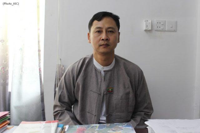 ညွှန်ကြားရေးမှူး စောကျော်မင်းထွဋ်နှင့် တွေ့ဆုံခြင်း