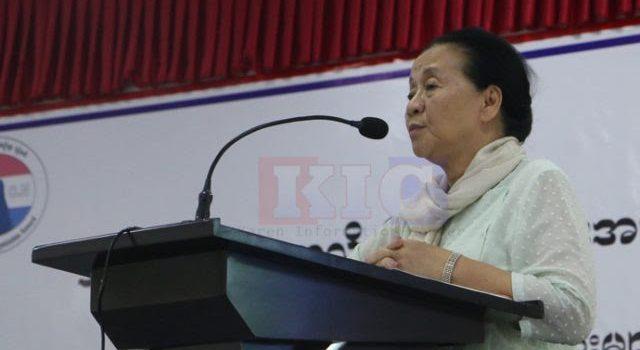 ငြိမ်းချမ်းရေးအတွက်  ကျရာအခန်းကဏ္ဍတွင် တာဝန်ကျေကြရန် အရပ်ဖက်အဖွဲ့များကို ဝန်ကြီးချုပ် တိုက်တွန်း