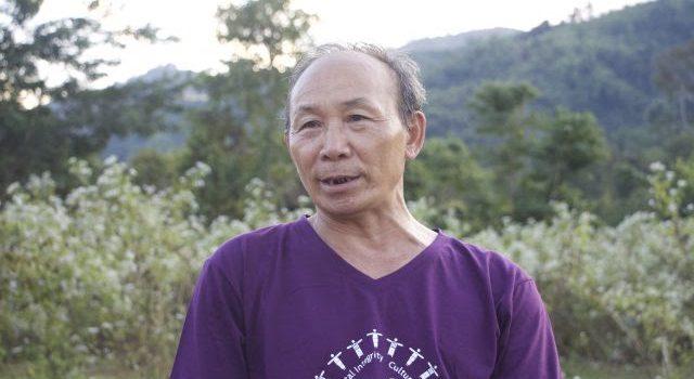 သံလွင်ငြိမ်းချမ်းရေး ဥယျာဉ် စီမံခန့်ခွဲရေးကော်မတီဥက္ကဌ ပဒိုစောဒီဂေဂျူးနီယန်နှင့် တွေ့ဆုံခြင်း
