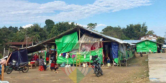 မြစ်ကြီးနား Awng Lawt စစ်ရှောင်များ နေရာသစ်ကို ပြောင်းရန် စီစဉ်