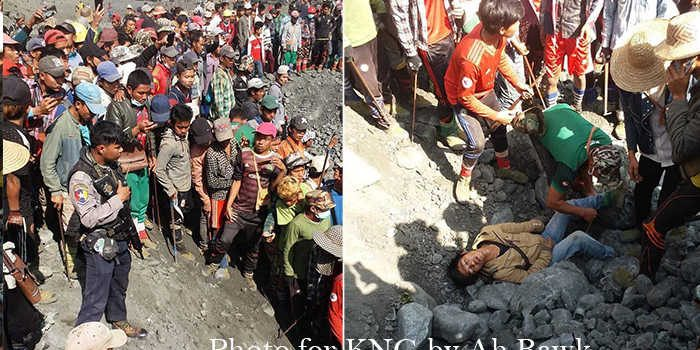 Company Security Officer Shoots Jade Picker in Hpakant