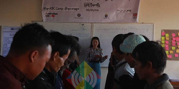 Land Law Awareness Training Held in Kachin IDP Camp