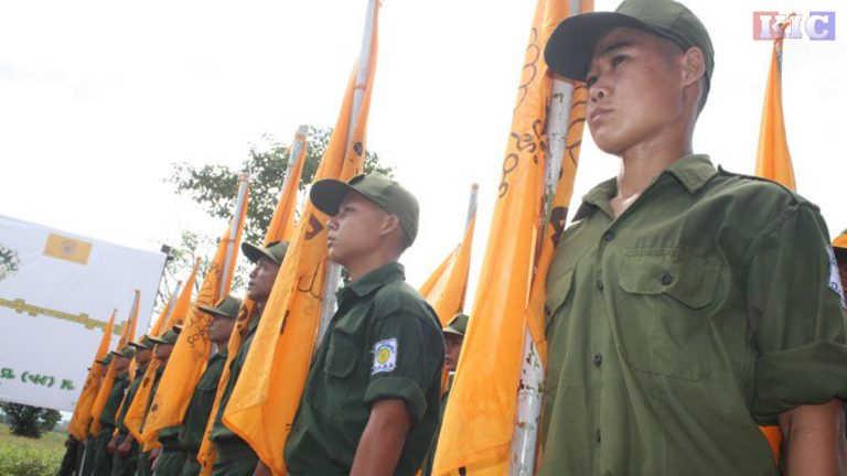 တပ်မတော်၊ BGFပူးပေါင်းအဖွဲ့ နှင့် DKBA ခွဲထွက်အဖွဲ့တို့ မိဇိုင်းတောင်အနီး တိုက်ပွဲဖြစ်
